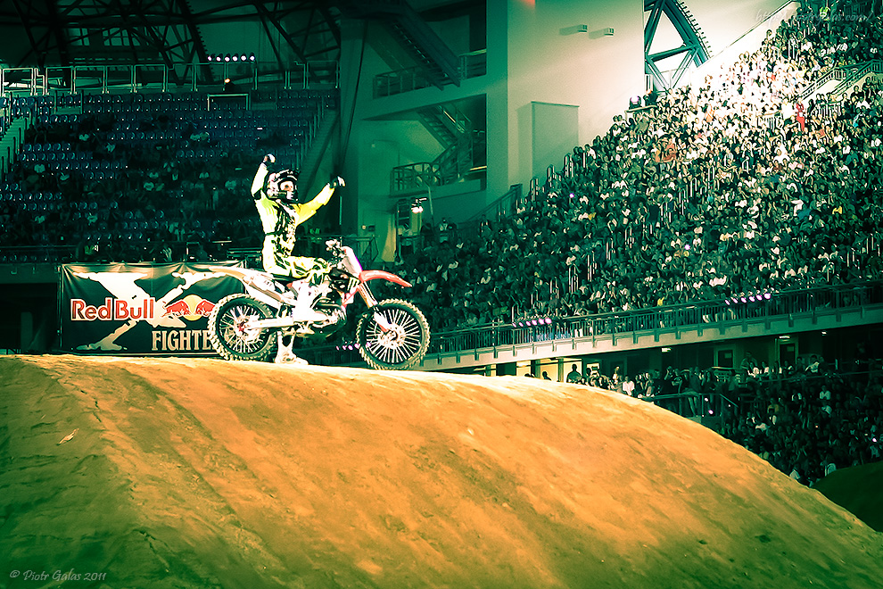Red Bull X-Fighters Poznań 2011